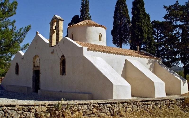 церковь панагия кера