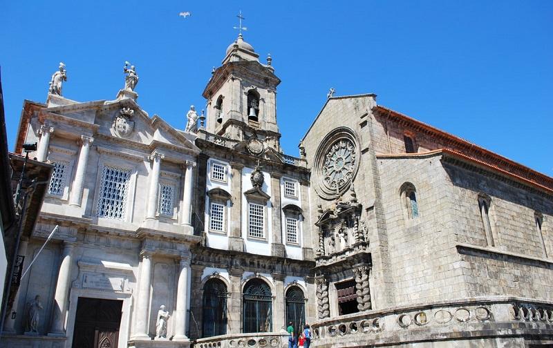 церковь святого франциска порту