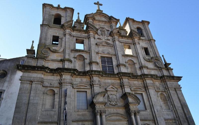 церковь святого лаврентия порту