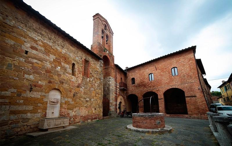 церковь святого петра сиена