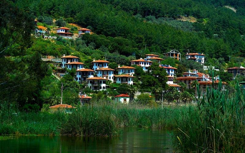 деревня акьяка
