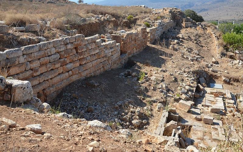 древний город аптера