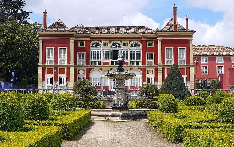 дворец маркизов фронтейра