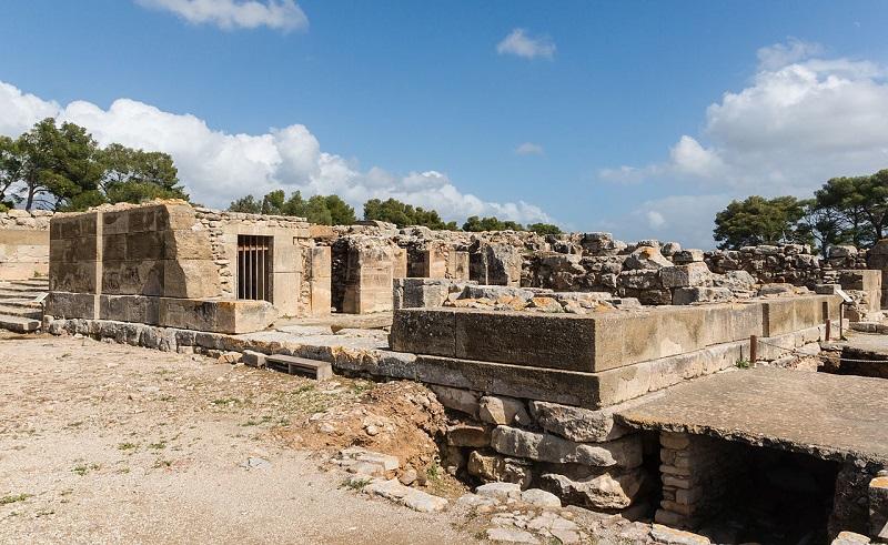 фестский дворец крит