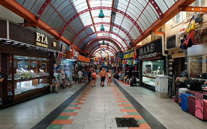 городской рынок мармариса