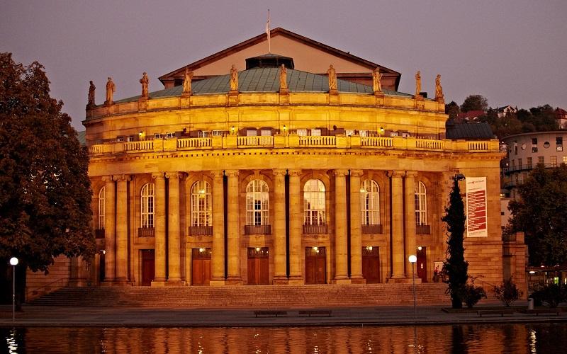 государственная опера штутгарта
