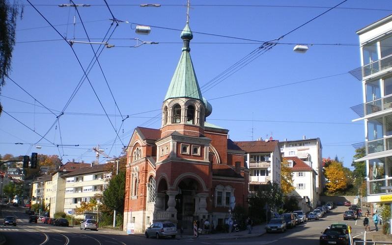 храм святителя николая штутгарт