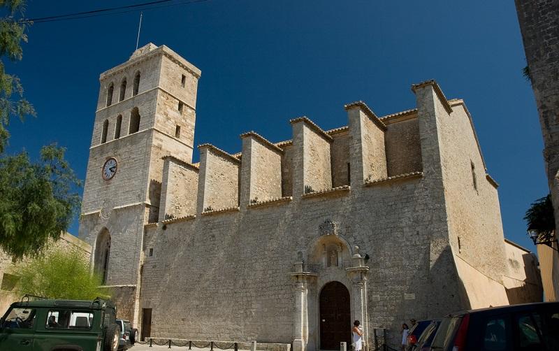 кафедральный собор ибицы
