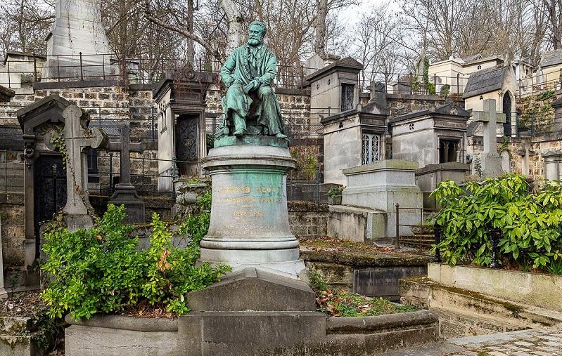 кладбище пер-лашез париж
