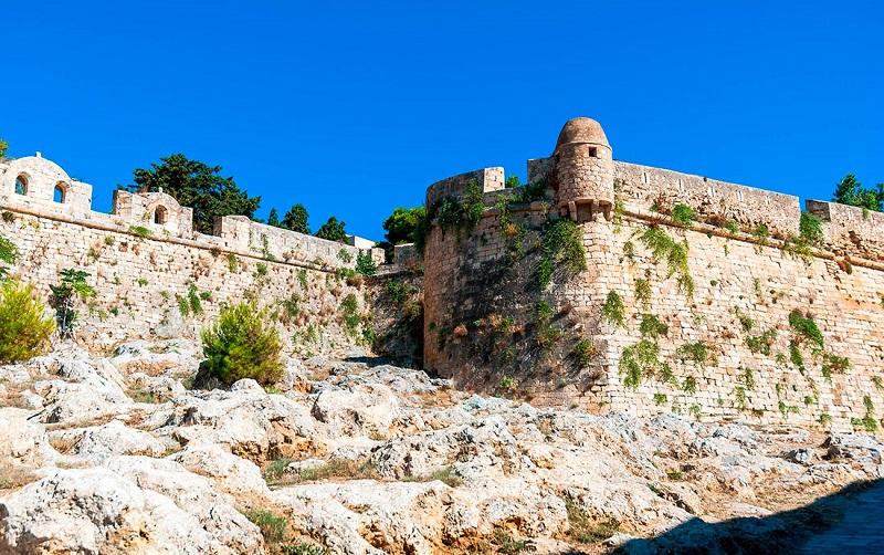 крепость фортецца крит