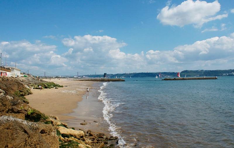 круж-кебрада пляж