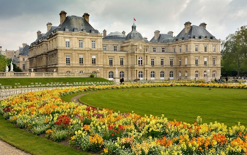 люксембургский дворцово-парковый комплекс