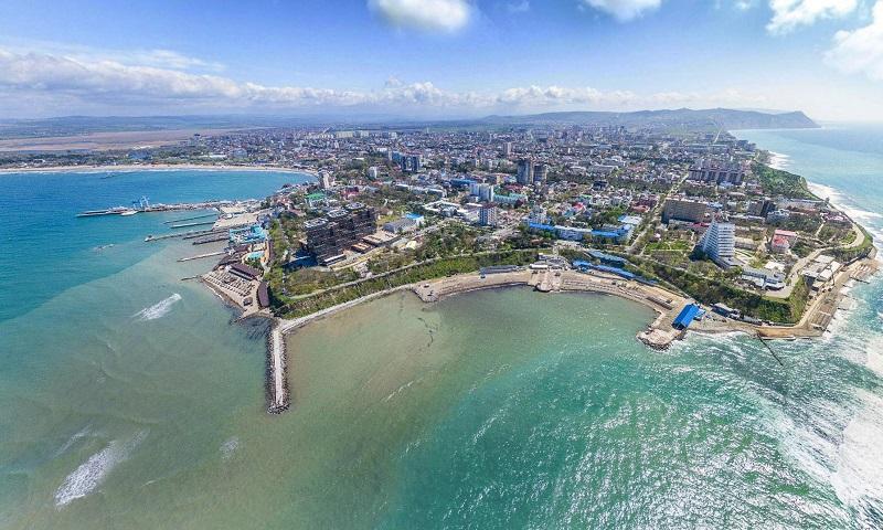 лучшие морские города курорты россии