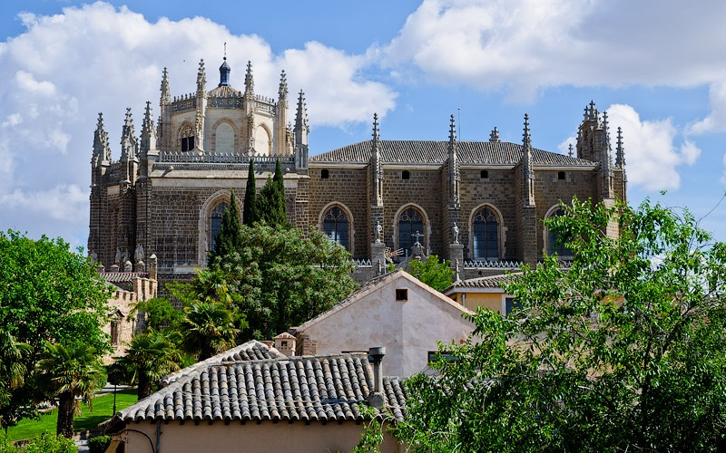 монастырь сан-хуан-де-лос-рейес толедо