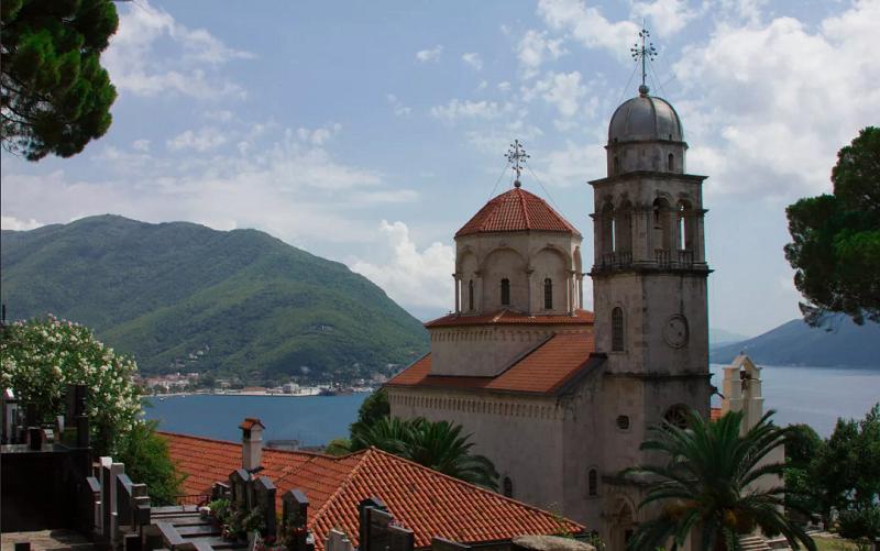 монастырь савина черногория