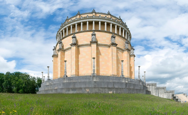 монумент бефрайунгсхалле