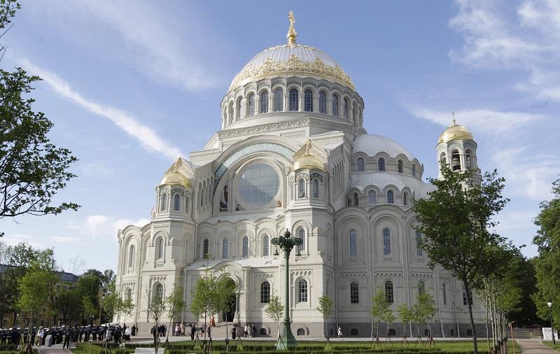 морской никольский собор кронштадт