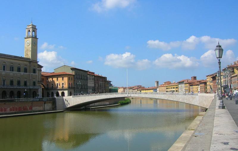 мост понте-ди-меццо