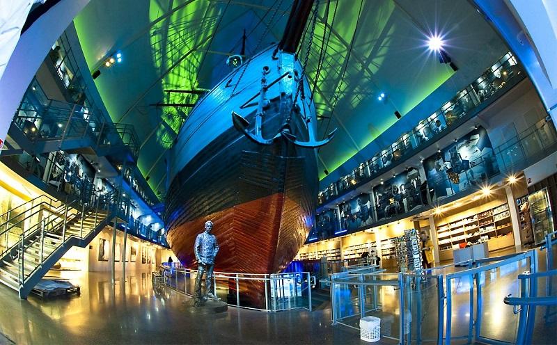 музей фрама норвегия