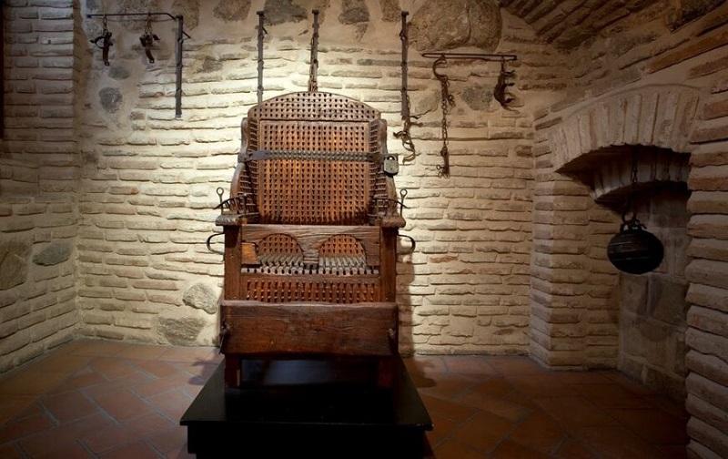 музей инквизиции и пыток толедо