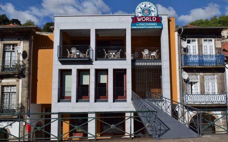 музей мир открытий порту