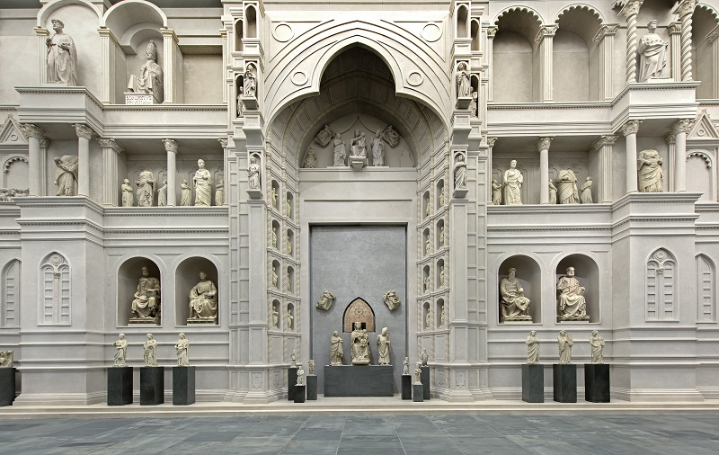 музей опера-дель-дуомо во флоренции