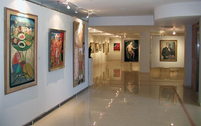 музей современного греческого искусства родос