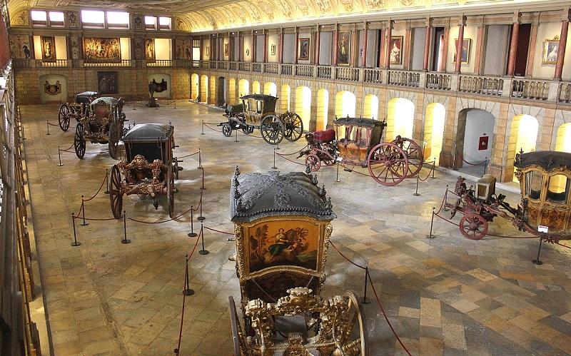 национальный музей карет в лиссабоне