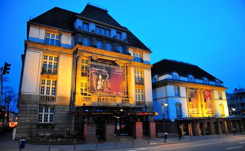 немецкий музей кино