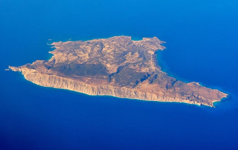 остров гавдос крит