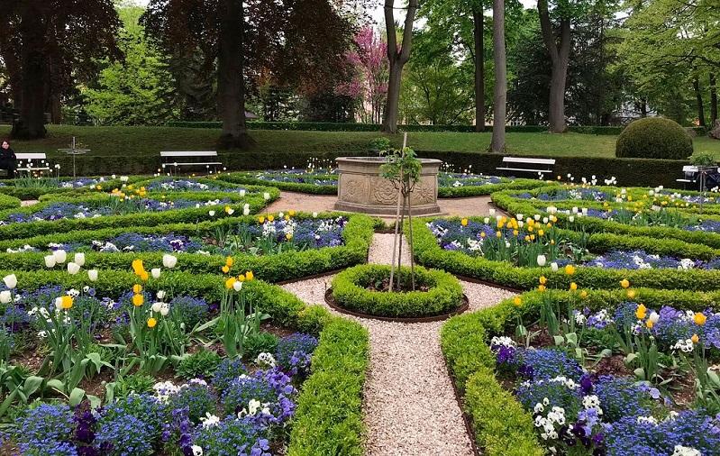 парк херцог регенсбург