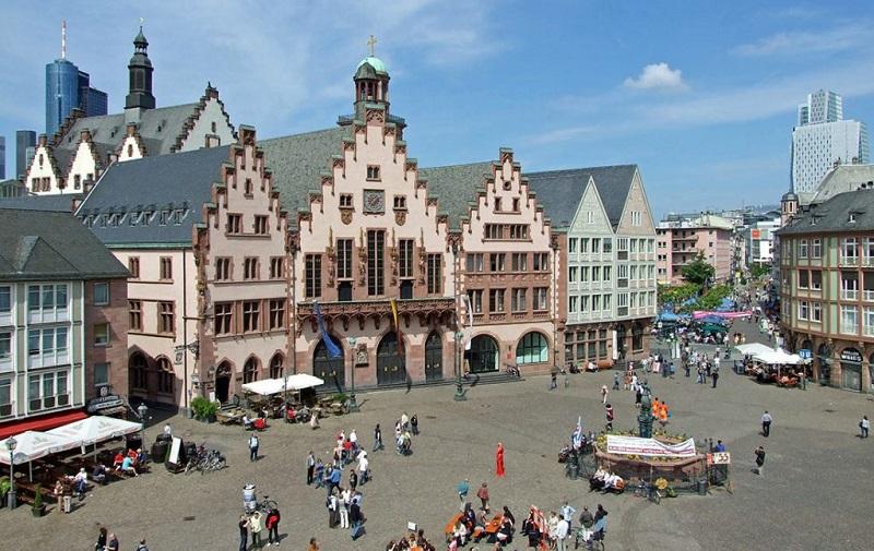площадь ремерберг франкфурт