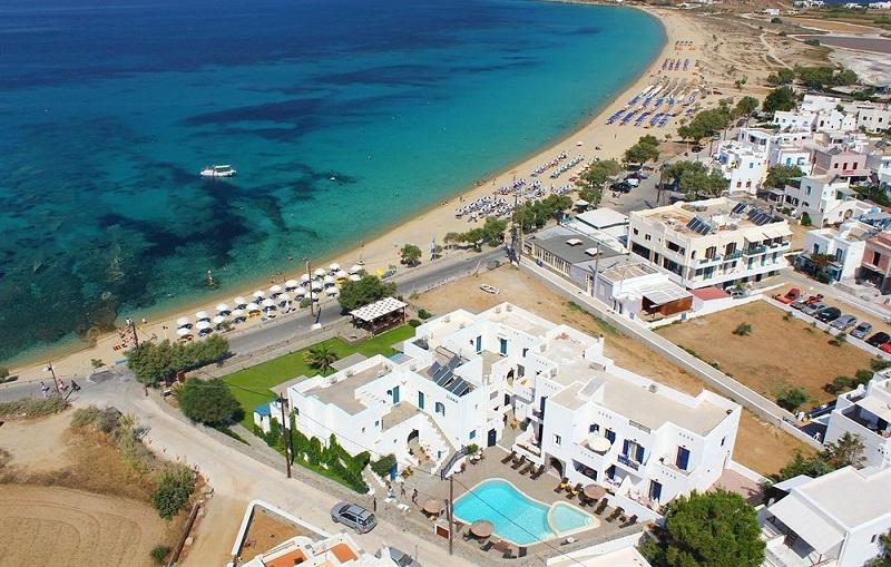 пляж агиос прокопиос