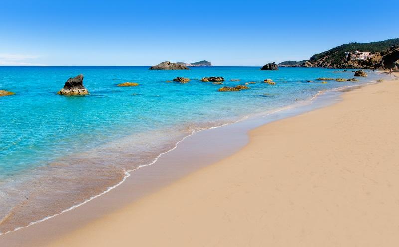 пляж агуа-бланка