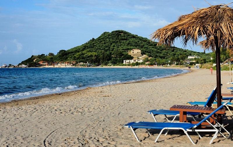 пляж аликанас