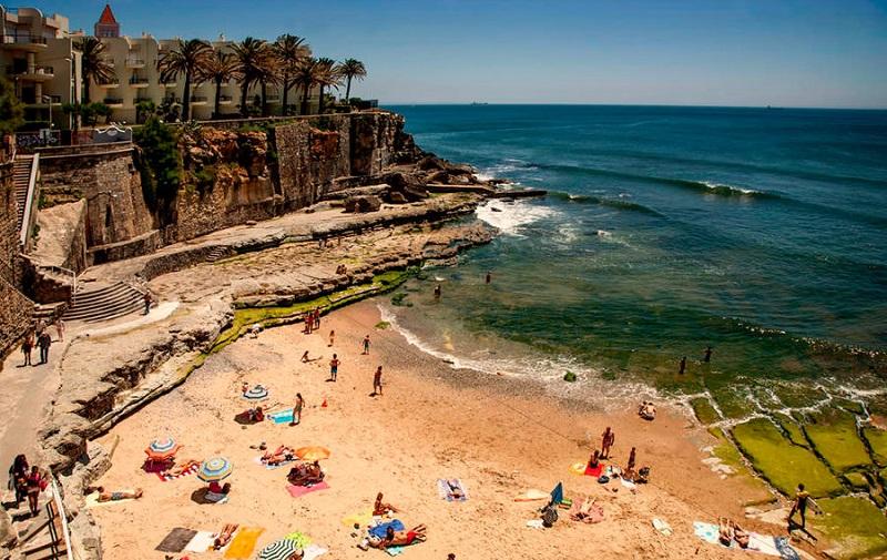 пляж азаружиня