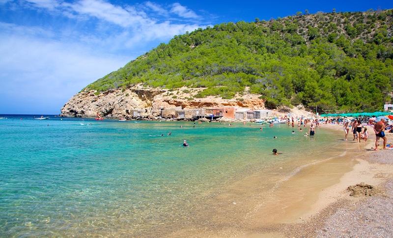 пляж бениррас