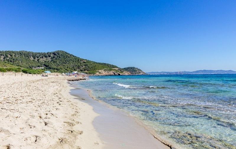 пляж эс-каваллет