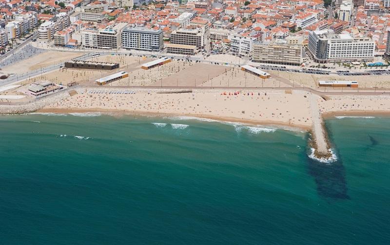 пляж кошта-да-капарика португалия
