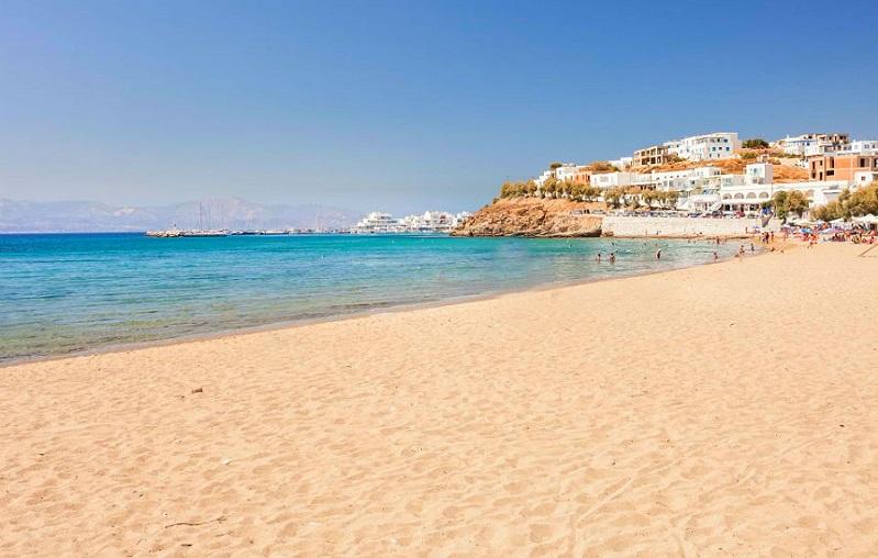 пляж логарас