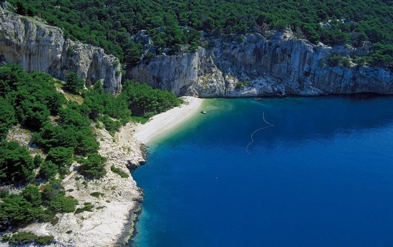 пляж нугал хорватия