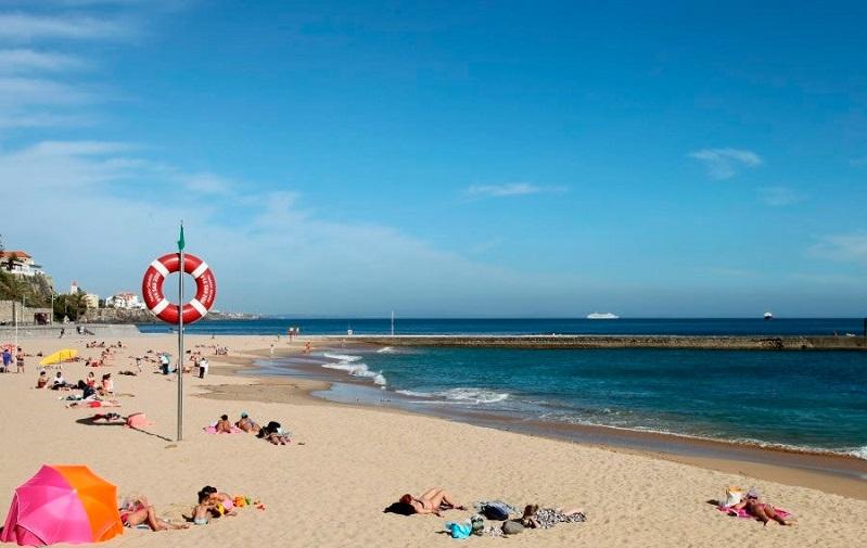 пляж поса