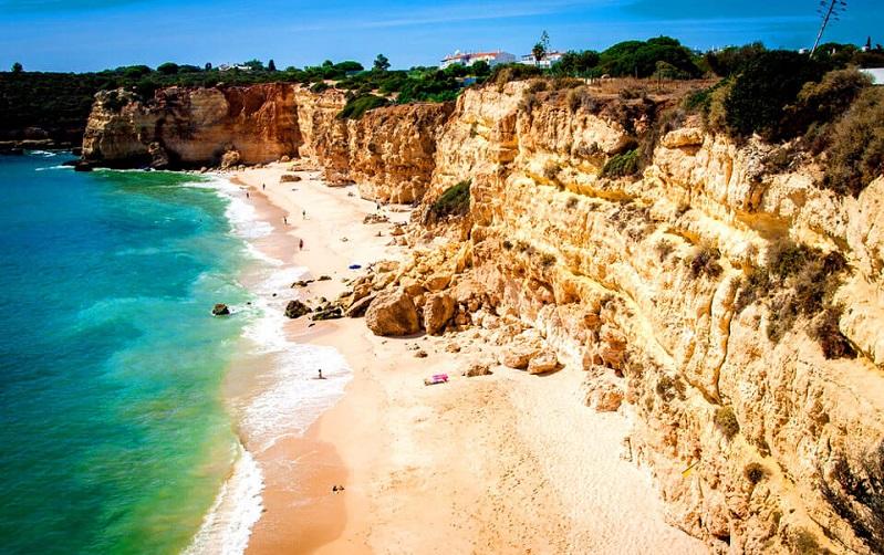 пляж сеньора да роша