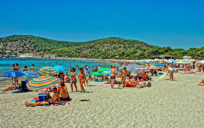 пляж сес салинес ибица