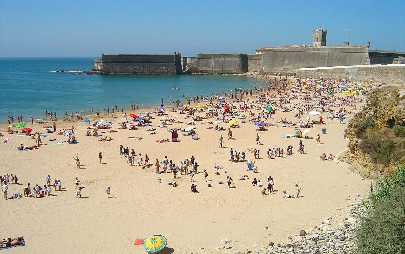 пляж торре лиссабон
