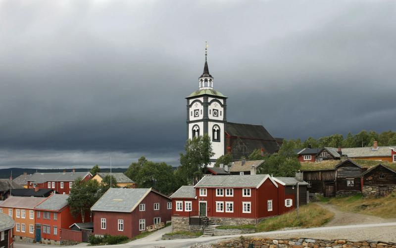рёрус норвегия