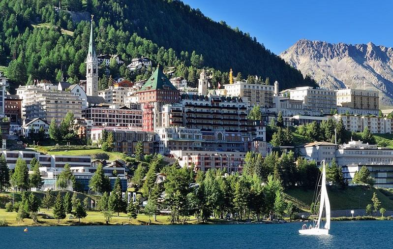 санкт-мориц швейцария