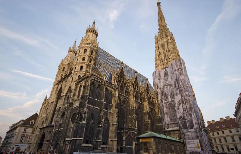 собор святого стефана вена