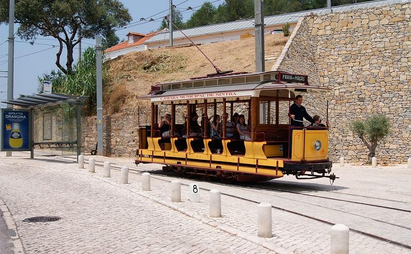 трамвай синтры