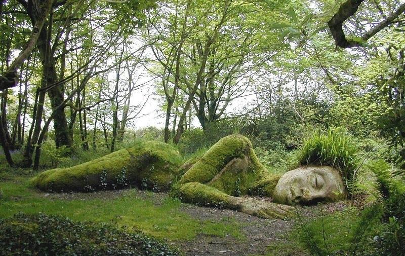 затерянные сады хелигана